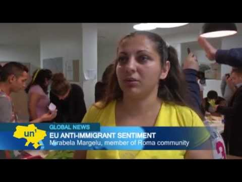 EU Minorities Fear Far-Right Election Gains: France's Roma community uneasy ahead of EU vote