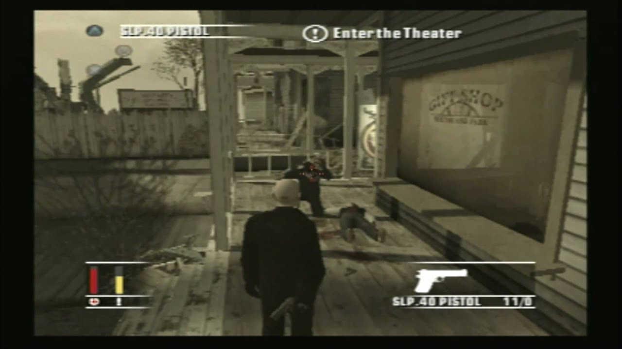 hitman all targets from all hitman games on ps2