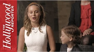 Brie Larson and Jacob Tremblay on The Process of Making