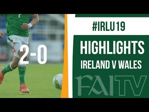#IRLU19 2-0 Wales
