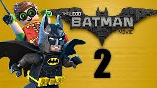 The LEGO Batman Movie 2 Announced!?