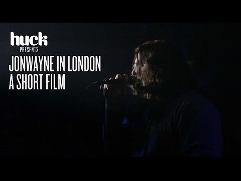 Jonwayne in London - A Short Film