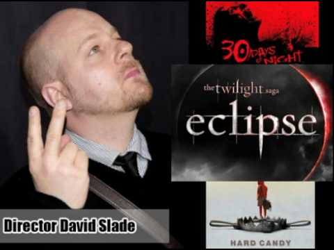 Twilight Eclipse Director David Slade Talks To AMC