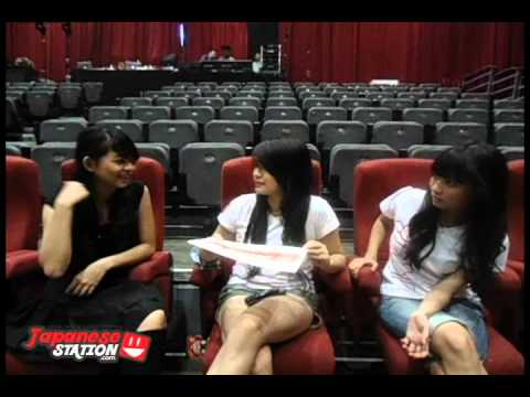 Japanese Station Special Interview with JKT48 : Sonya, Jeje dan Stella