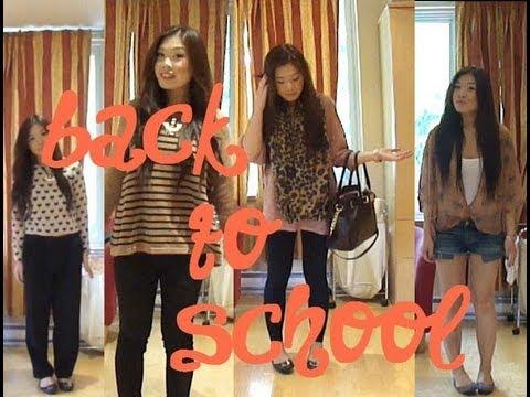 Back To School Series: Week #1 OOTDs ♥