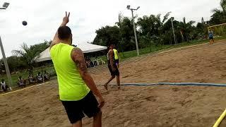 BEACH HANDBALL COLOMBIA (Bogotá vs San Andrés) SHOOT OUT
