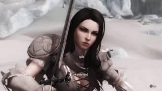 Skyrim Mods PC - Master Swordsman Combat Animations (PCEA2 Custom Combo of Combat Animations)