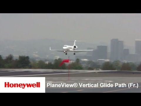 Honeywell Primus Epic® Gulfstream PlaneView® Vertical Glide Path (VGP) (French)   Honeywell