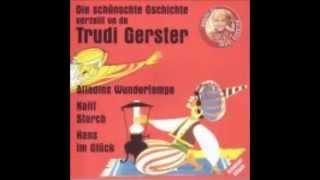 Alladins Wunderlampe - Trudi Gerster