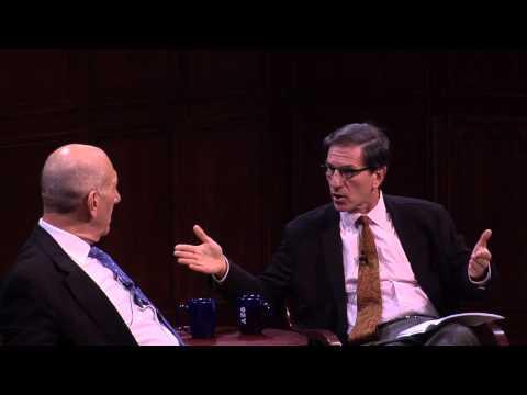 A Candid Conversation with Former Israeli Prime Minister Ehud Olmert   92Y Talks