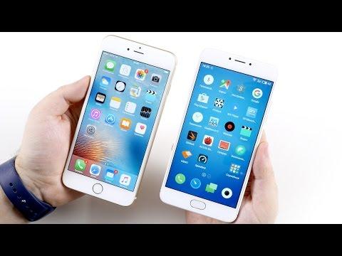ЧЕХОЛ iPHONE 6 PLUS VERSUS MEIZU M3 NOTE