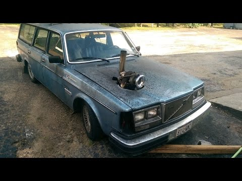 82 volvo turbo diesel for sale