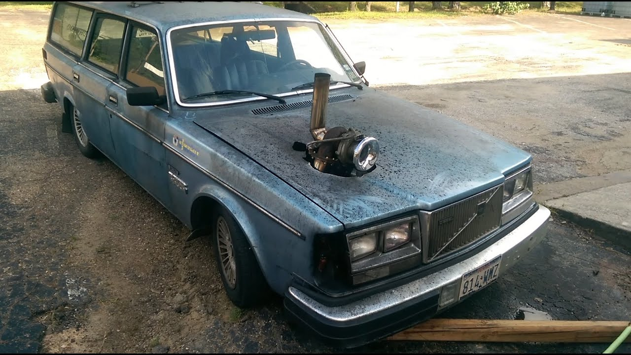 82 Volvo Turbo Diesel For Sale Youtube