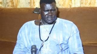 Khadim Ndiaye : ''Certains lutteurs sont entretenus par leurs petits amis homosexuels''
