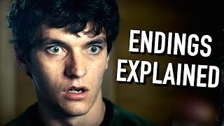 The Endings Of Black Mirror: Bandersnatch Explained