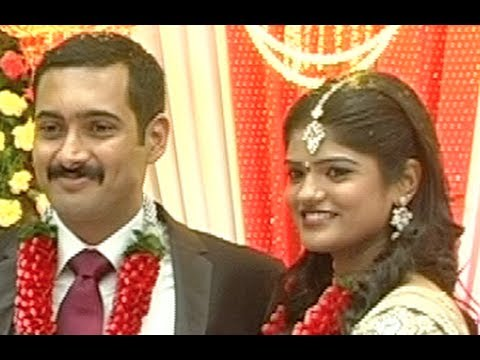 Uday Kiran Wedding Reception With Vishitha