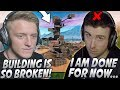 Tfue Explains Why BUILDING In Fortnite Is TOO OVERPOWERED DrLupo QUITS Streaming With Facecam mp3