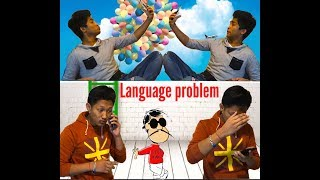 Funny video about English language