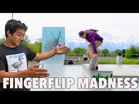 Impossible Tricks Of Rodney Mullen Feat Chris Mcnugget