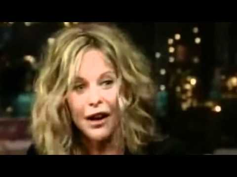 Meg Ryan talking about Daisy on David Letterman show.