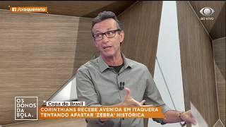 Rogério Assis e Neto discutem por causa de jogo do Timão