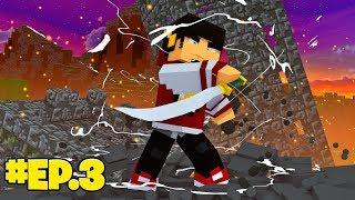 Minecraft: ESPADA FORTE - SKY WARS ASA DELTA Ep.3 ‹ EduKof Games ›