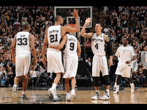 2013 NBA Finals: Game 5 Micro-Movie