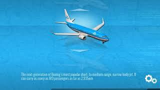 X-Plane 10 mobile B737-800 Full Flight PHNL-PHMK Short Runway