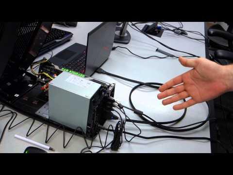 Using Laptop as Desktop Use Desktop Gpu in Laptop