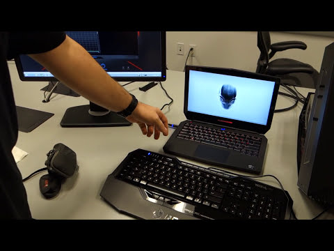 Alienware Graphics Amplifier Will Allow You to Use Desktop GPU in Laptop