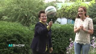 Provocare AISHOW: Vitalia Pavlicenco face scamatorii cu mingea de fotbal