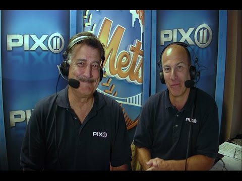 W.B. Mason Post Game Extra - 08/22/15 Mets offense keeps rolling in Colorado