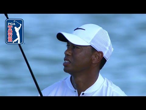 PGA TOUR players talking to their golf ball