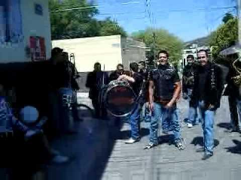 Banda Arrazadora D Momax Zac!!