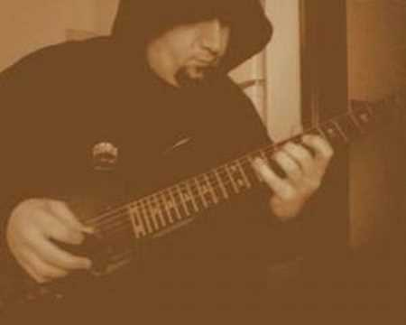 Armageddon - Christopher Amott - Funeral In Space solo (Cover)