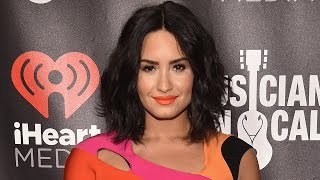 Demi Lovato Perfectly Responds to Nude Photo Leak