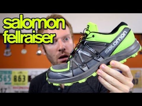 Cheap Mens Salomon Fell Raiser - 2013 10 10 Review Salomon Fellraiser
