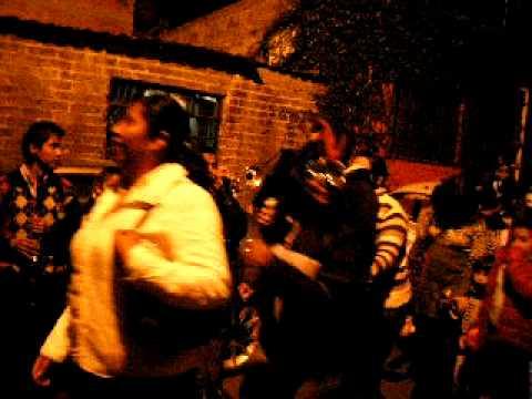 carnaval de Día de Muertos. en san gregorio atlapulco xochimilco df