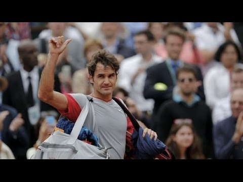 Roger Federer out of French Open 2014