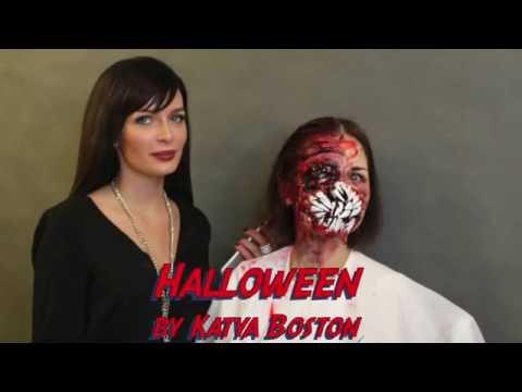 HALLOWEEN Make Up by Katya Boston