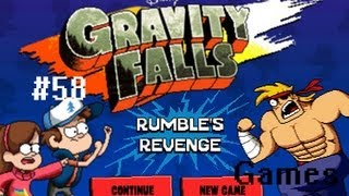 Games: Gravity Falls - Rumble