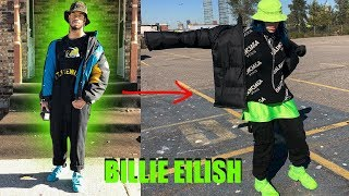 Dressing Like Billie Eilish (How To Dress Like Billie Eilish)
