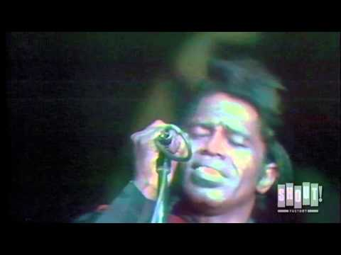 James Brown. News reports of Martin Luther King, Jr.&#039;s Assassination by James Earl Ray.