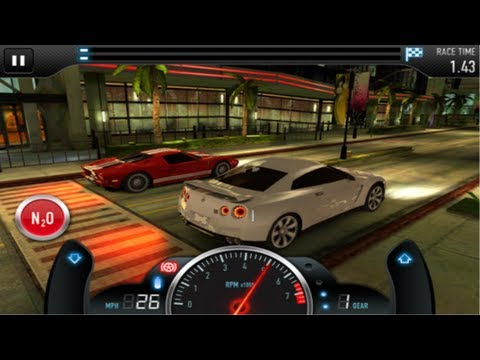 Appviews - CSR Racing App Review with Gameplay as seen at WWDC