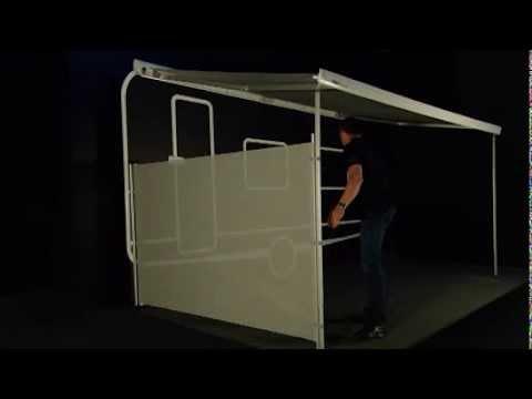 Rv Awnings Thule Windscreen Youtube