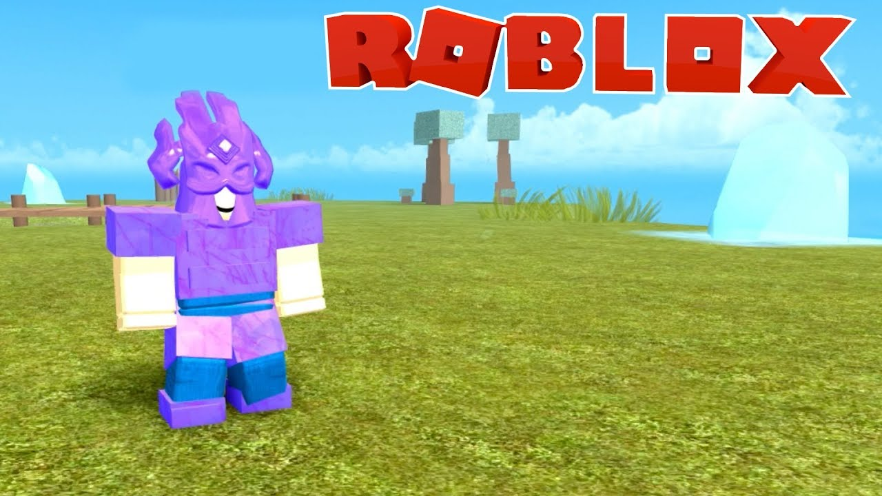 FULL MAGNETITE + LEVEL 100!! | ROBLOX BOOGA BOOGA