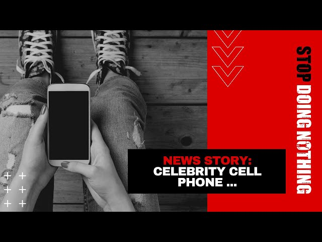 Celebrity Cell Phone Hack Story on Fox with Patrick Allmond