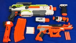 Nerf Blasters Box of Toys Nerf Modulus Accustrike Toy Guns