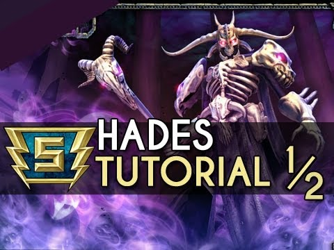 Smite: Tutorial 1/2 | Hades - Ep.01 | TANK/GUARDIAN