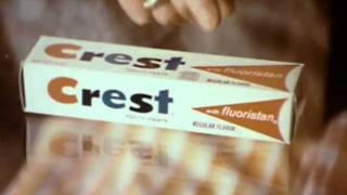Crest Commercial featuring Joyce Bulifant!